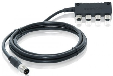 Actisense NMEA2000 4-Way Drop kabel A2K-4WD