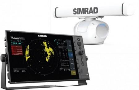 Komplett radarsystem