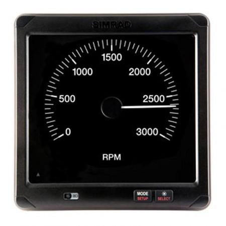 RPM indikator